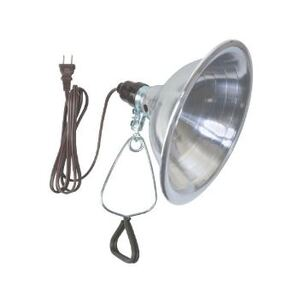 151SW 150-Watt Clamp Light with 8.5-Inch Reflector and 6-Foot 18/2 SPT-2 Cord