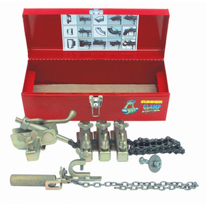"""Clamp Champ™ Conversion Kit II for 36-48"""" (Stainless Steel)"""