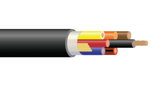 SOUTHWIRE LOW CAPACITANCE- TEMPERATURE CONTROL AND INSTRUMENTATION CABLE