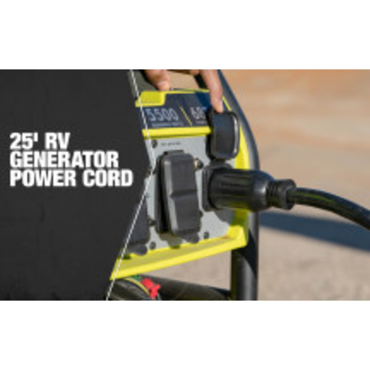 10/4 25 ft STW 30A Extension Cord