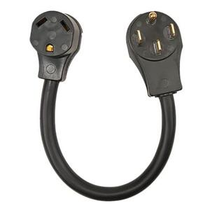 "14/3 STW 12"" Power Adapter Cord Set"