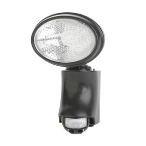Solar 9 LED Flood Light with 180 Degree Motion Sensor