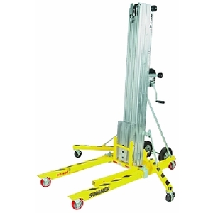 2118 Contractor Lift (18'/650 lbs.)
