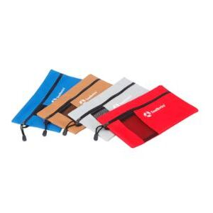 Polyester Zippered Bags 4-Pack