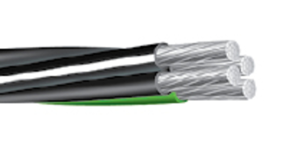 Mobile Home Feeder Cable with Alumaflex® Brand Conductors