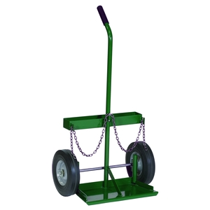 "Cylinder Cart - 207-10S - 10"" wheel"