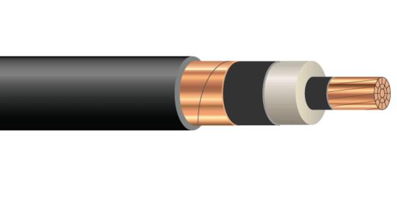 1/C Compact CU 15kV 175 NLEPR 100% SIMpull® PVC MV-105