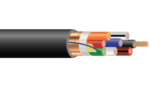 CU PE/PVC CONTROL CABLE