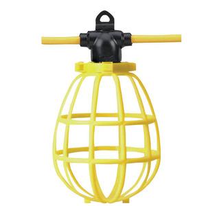 Plastic String Light W/ 12/3 SJTW 100ft