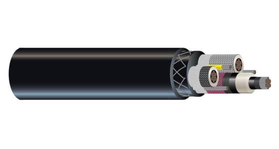 "3/C CU 5KV Type SHD-GC RHINOSHIELD™ CPE Mining <em class=""search-results-highlight"">Cable</em> 90°C"