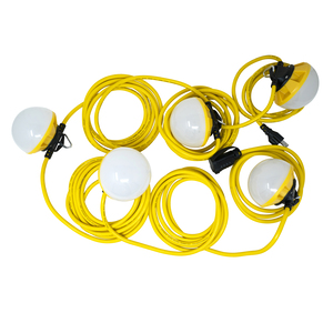 100' LED String Light, 12,000 Lumens