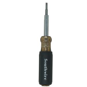6-in-1 Screwdriver W/ Precision Bit