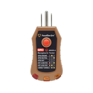 GFCI Receptacle Tester - Discontinued