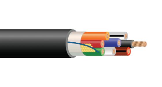 CU FRXLPE PVC CONTROL CABLE