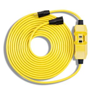 25' In-Line GFCI Cord