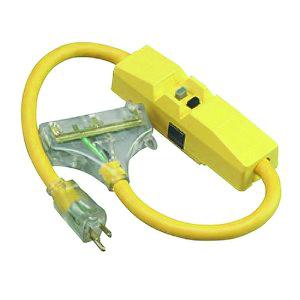 In-Line GFCI 600V Tri-Source