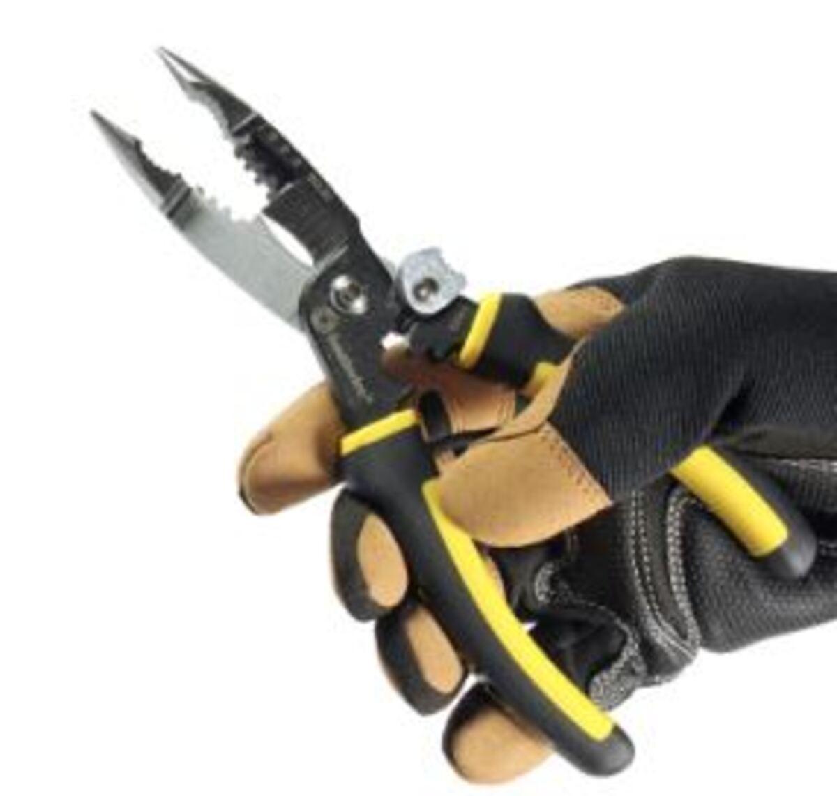 5-In-1 Multi-Tool Pliers