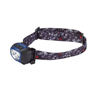 340 Lumen Rechargeable LED Headlamp