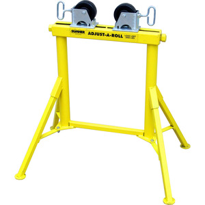 Hi Adjust-A-Roll™ w/Rubber Wheels