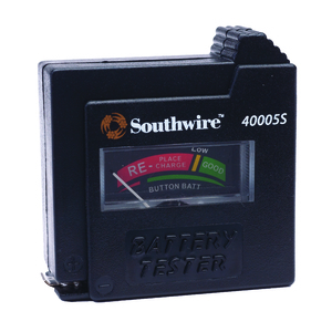 Battery Tester - Discontinued
