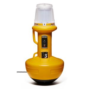 """15,000 lumen 36"""" LED Wobblelight 1"""