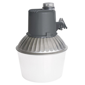 L1743 150-Watt Pulse Start Metal Halide Security Area Light with Photocell