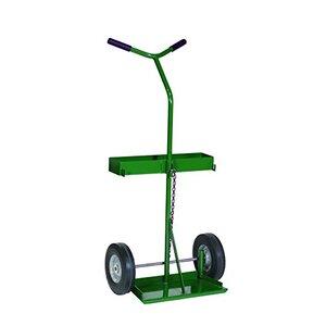 "Cylinder Cart - 208-10S - 10"" wheel"
