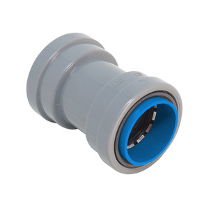 "1"" PVC-CIC Push Install Coupling"