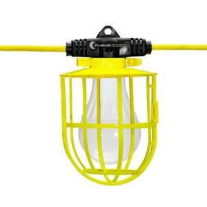12/3 100' SJTW Plastic String Light L5-20