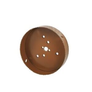 "Bi-Metal Holesaw, 6-3/8"" diameter"