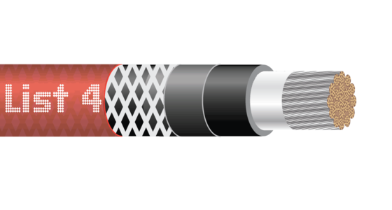 TELCOFLEX® L4 Telecom Power Wire and Cable