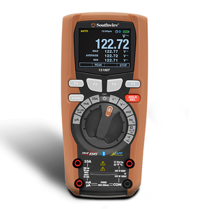 MaintenancePRO™ Color Screen Multimeter with MApp™ Mobile App