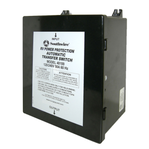 Automatic Transfer Switch 50A Hardwire Model 40100