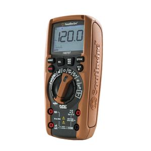 TechnicianPRO™ Auto Range TrueRMS Multimeter