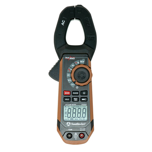 400A AC Clamp Meter with True RMS, Built-In NCV, Worklight, and Third-Hand Test Probe Holder