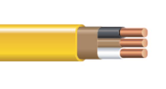 Romex® Brand SIMpull® Type NM-B Cable