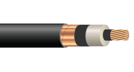 1/C CU 5kV 220 NLEPR 133% PVC MV-105