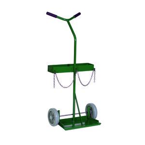 "Cylinder Cart - 208-8S - 8"" wheel"