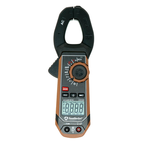 400A AC Clamp Meter with Built-In NCV, Worklight, and Third-Hand Test Probe Holder