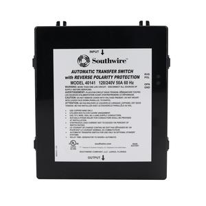 Automatic Transfer Switch 40141, 50A-120/240V