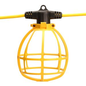 Plastic String Light W/ 14/2 SJTW 100ft