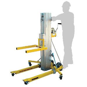 2416 Contractor Lift (16'/450lbs.)