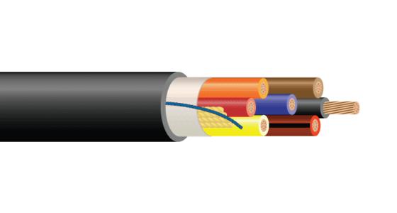 CU FRXLPE CPE-TS CONTROL CABLE